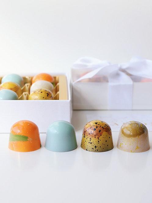 April Chocolate Selection