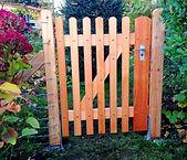 portail, clôture