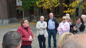 Mit dem Rotary Club nach Antwerpen und Mechelen