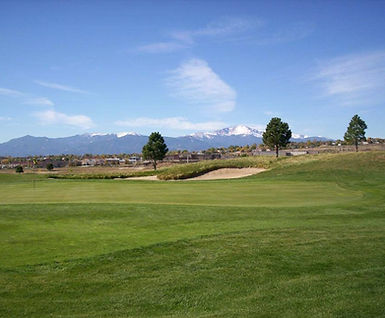 Springs Ranch Hole 11