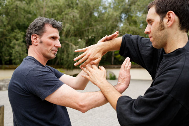 Wing Tsun - Wing Chun Toulouse France Kwoontao Sifu Massimo