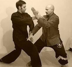 cours de WIng Chun à Toulouse kwoontao.com