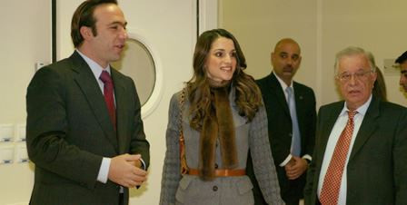 Queen Rania Scholarship Program at the Athens Information Technology Center