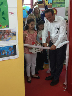 The Kokkalis Foundation supports the 2nd Primary School of Livadia