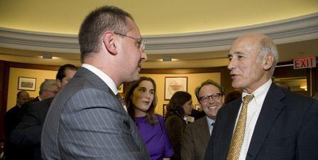 Harvard University Hosts Bulgarian Prime Minister