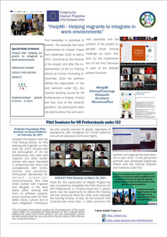 HelpMi 3rd Newsletter