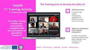 Training Activity C1