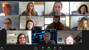 2nd Virtual Meeting of CREW Project
