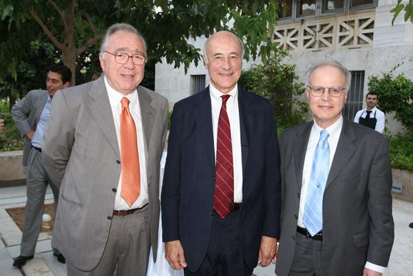 Athens Forum 2008 - O Δρ. Joseph Nye μιλά για την Ηγεσία και την Αμερικανική Εξωτερική Πολιτική