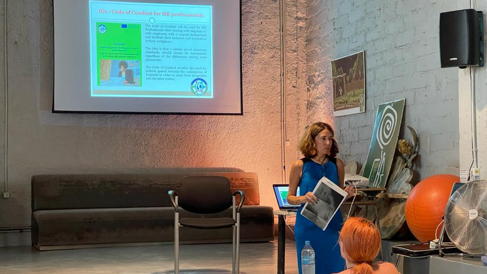 HelpMi Multiplier Event– Kokkalis Foundation