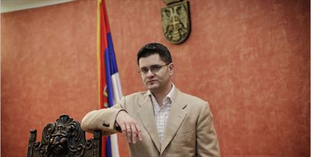 Serbian Foreign Minister and Kokkalis Fellow alum Vuk Jeremic profiled in the New York Times