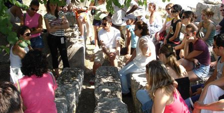 Summer seminars of the Kokkalis Foundation in Ancient Olympia with Universities of the United States