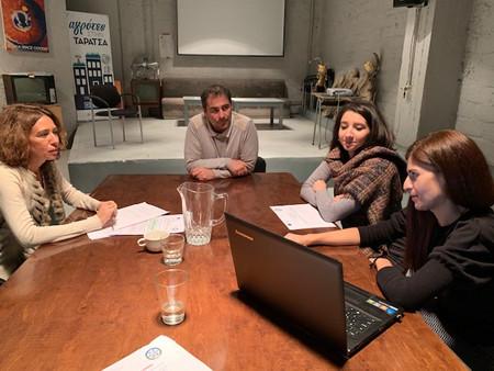 Οργάνωση συνεντεύξεων στο πλαίσιο της εφαρμογής του Κώδικα Συμπεριφοράς (IO1) του Έργου HelpMi
