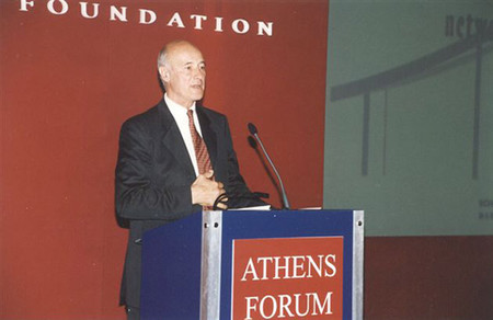 Joseph Nye on the regional effects of globalization