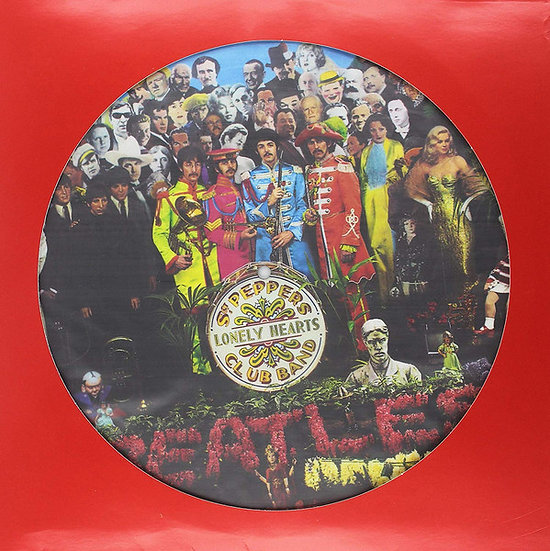 The Beatles | Sgt Pepper's Lonely Hearts Club Band
