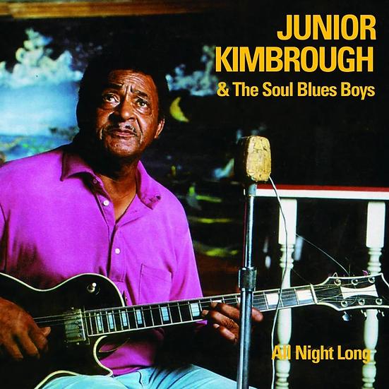 Junior Kimbrough | All Night Long