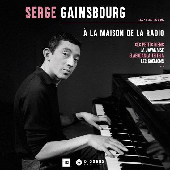 Serge Gainsbourg | À la maison de la radio