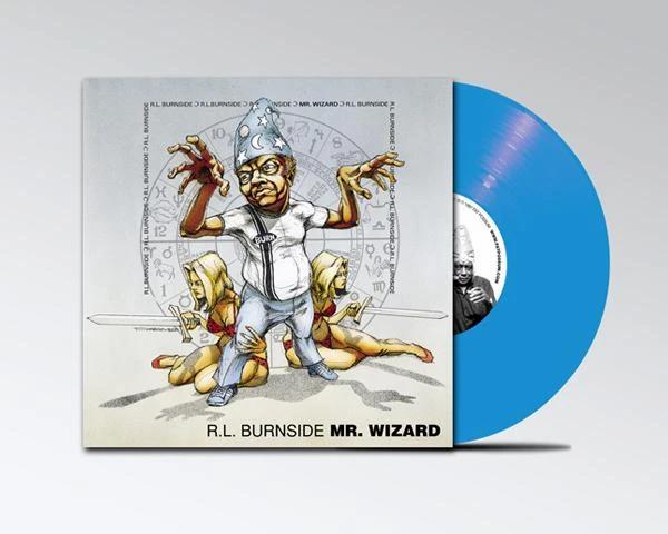 R.L. Burnside   Mr Wizard (exclusive color vinyl)