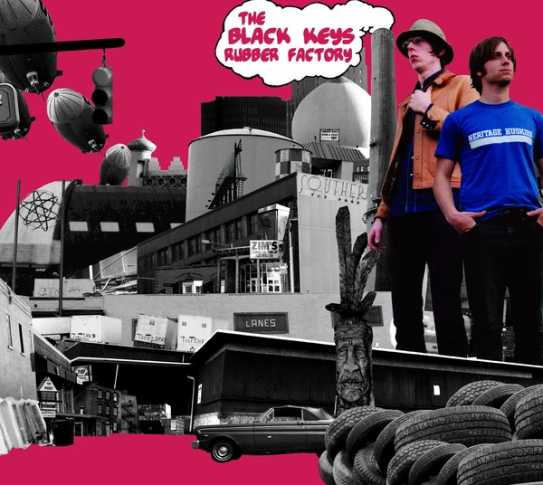 The Black Keys | Rubber Factory