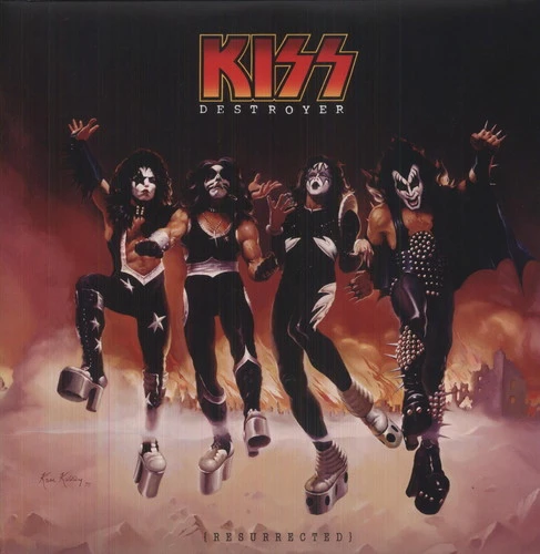 Kiss | Destroyer: Resurrected