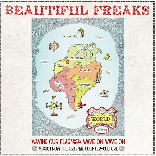 Beautiful Freaks | Waving Our Flag High, Wave On, Wave On