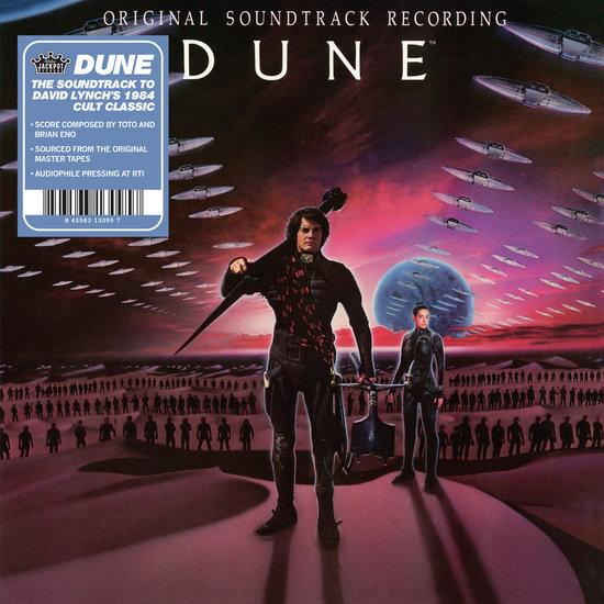 Brian Eno & Toto | Dune (Original Motion Picture Soundtrack)
