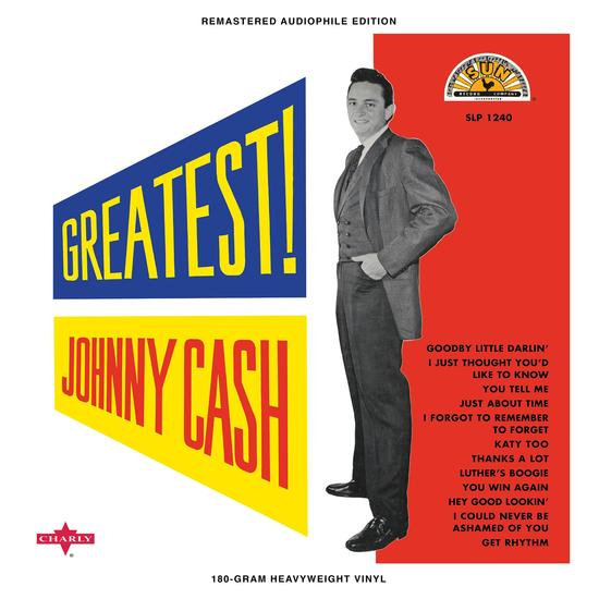 Johnny Cash | Greatest!