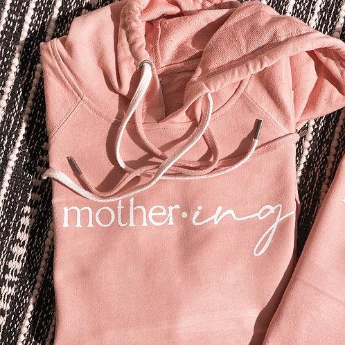 mother•ing | lightweight hoodie