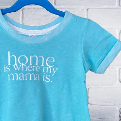 home is where mama is | twirl dress