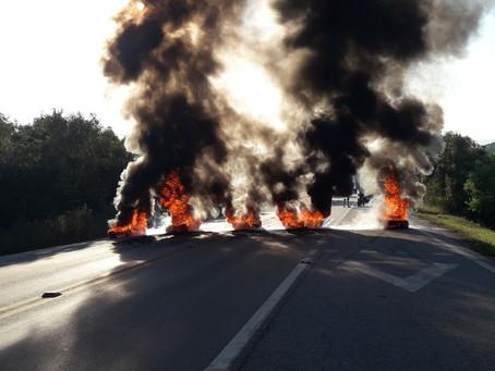 MST diz que tempo de bloqueios em estradas será ampliado