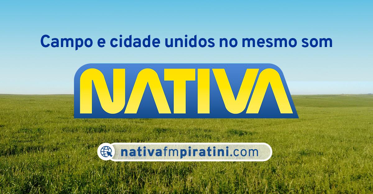 Rádio Nativa FM Piratini