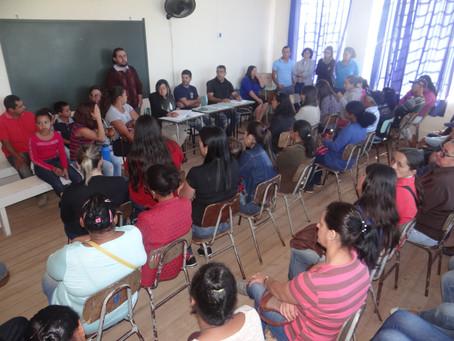 Medidas alteram ano letivo de outra escola rural em Pinheiro