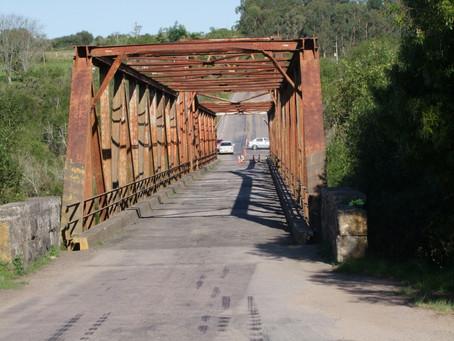 Ponte do costa novamente passa por reparações