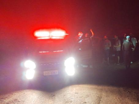 BM e Vigilância Sanitária realizam ação contra festas clandestinas e aglomerações em Piratini