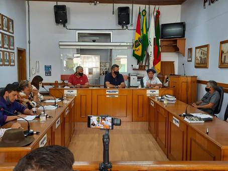 Prefeito Márcio Porto apresenta balanço fiscal de 2020