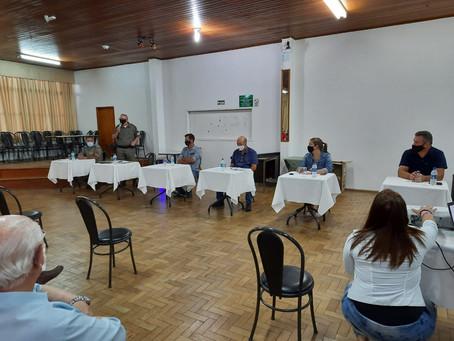 Reunião discute insegurança rural em Piratini