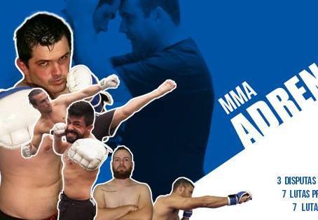 Maior evento de lutas da região sul acontece no próximo sábado (18/11), em Piratini