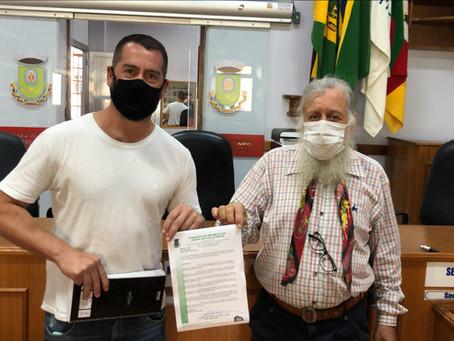 Vereador sugere doação de alimentos por quem for vacinado contra Covid