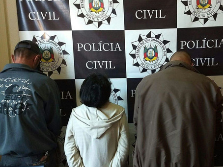 Operação Epístola é deflagrada nesta quinta-feira (19/04) em Piratini