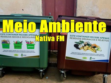 Instalações de lixeiras seletivas começam nesta sexta-feira (15/12), em Piratini