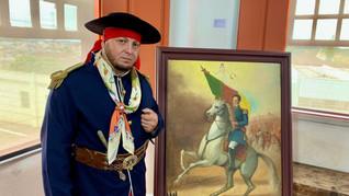 """Acervo """"Tchê Voni Farrapo"""" é aberto ao público no Museu Histórico Farroupilha"""