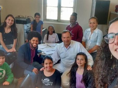Projeto Escola de Música do Rotary Club Piratini firma parceria com UFPel