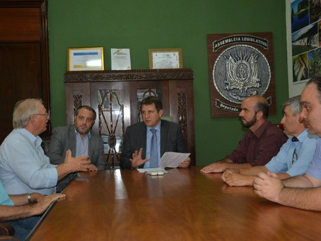 Aprovada planta para construção de frigorífico que beneficia Piratini e demais municípios do Alto Ca