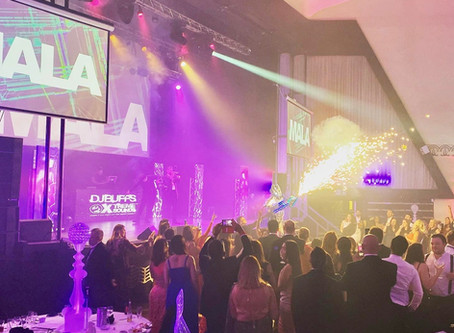 Mala Ball Raises £8k for Charity
