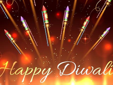 Happy Diwali From MALA