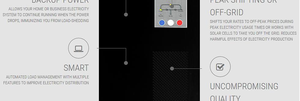 Distribulek 20 kVA UPS Inverter