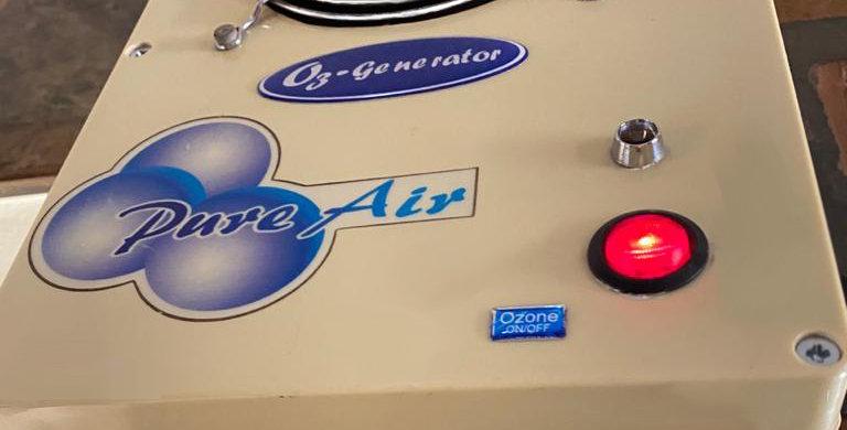 Ozone Blaster 200