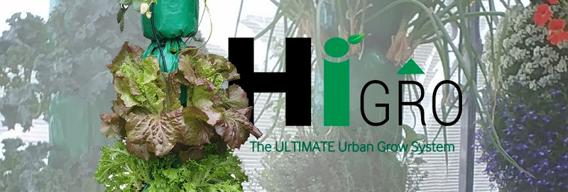HiGro Tower Garden