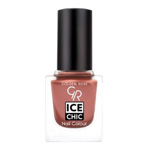 № 62 GR Ice Chic Лак для ногтей 10,5 мл.