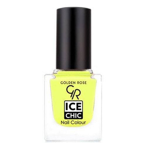 № 306 GR Ice Chic Лак для ногтей 10,5 мл.